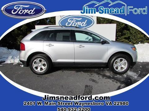 2014 Ford Edge SEL SUV for sale in Waynesboro for $26,980 with 10,193 miles