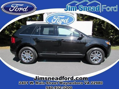 2014 Ford Edge Limited SUV for sale in Waynesboro for $30,980 with 17,269 miles