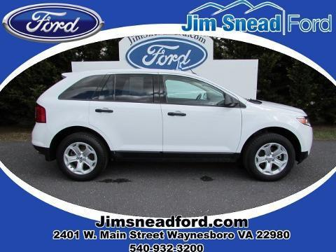2014 Ford Edge SE SUV for sale in Waynesboro for $24,980 with 13,998 miles