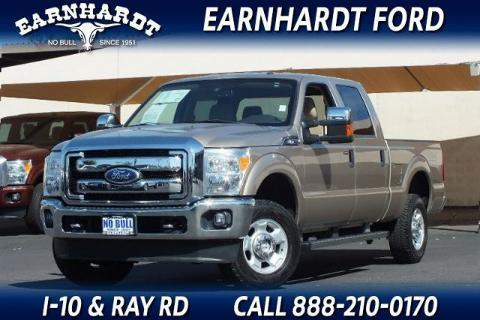 2011 Ford F250 XLT Crew Cab Pickup for sale in Chandler for $37,595 with 38,649 miles