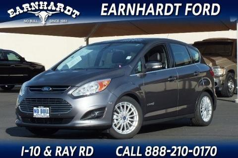 2013 Ford C-Max Hybrid SEL Hatchback for sale in Chandler for $20,988 with 21,040 miles.