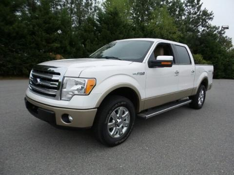 2013 Ford F150 Lariat Crew Cab Pickup for sale in Smithfield for $41,288 with 17,857 miles