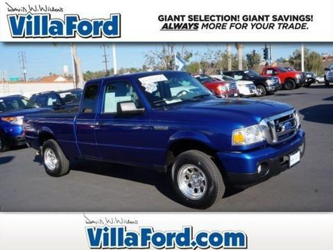 2011 Ford Ranger XLT Extended Cab Pickup for sale in Orange for $16,978 with 46,965 miles.