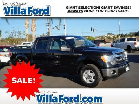 2014 Ford F150 XLT Crew Cab Pickup for sale in Orange for $29,488 with 19,893 miles.