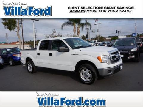 2014 Ford F150 XLT Crew Cab Pickup for sale in Orange for $25,888 with 17,350 miles.