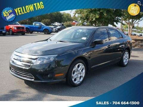 2010 Ford Fusion SE Sedan for sale in Mooresville for $13,998 with 41,601 miles.