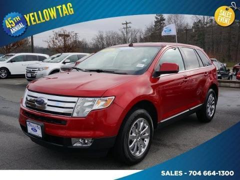2010 Ford Edge Limited SUV for sale in Mooresville for $18,588 with 1 miles.
