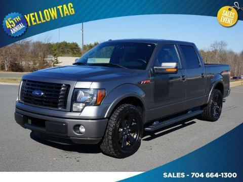 2012 Ford F150 FX2 Crew Cab Pickup for sale in Mooresville for $29,888 with 58,465 miles