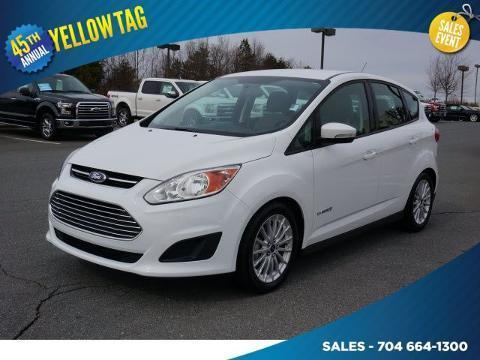 2013 Ford C-Max Hybrid SE Hatchback for sale in Mooresville for $17,988 with 26,882 miles.