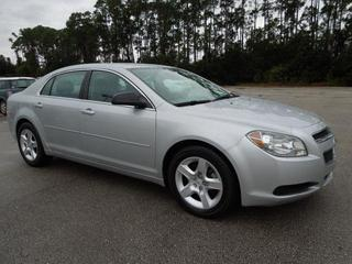 2012 Chevrolet Malibu Sedan for sale in Titusville for $11,995 with 45,743 miles.