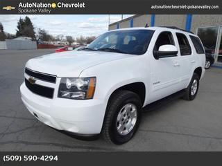 2011 Chevrolet Tahoe SUV for sale in Spokane for $27,991 with 58,013 miles