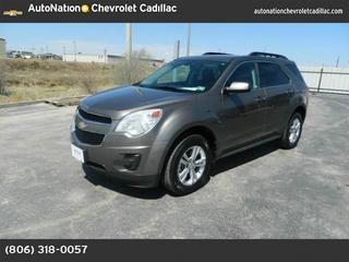 2011 Chevrolet Equinox SUV for sale in Amarillo for $17,991 with 67,996 miles