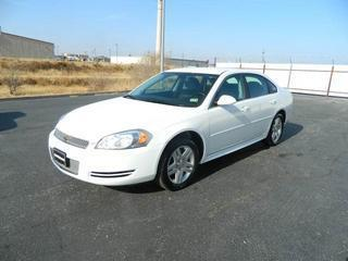 2012 Chevrolet Impala Sedan for sale in Amarillo for $13,991 with 39,839 miles.