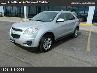 2014 Chevrolet Equinox SUV for sale in Amarillo for $22,991 with 16,162 miles.