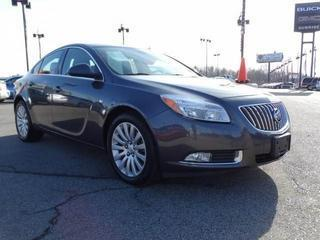 2011 Buick Regal Sedan for sale in Memphis for $15,300 with 43,717 miles.