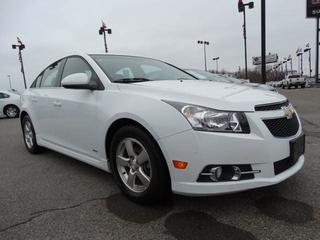 2012 Chevrolet Cruze Sedan for sale in Memphis for $13,950 with 62,115 miles.
