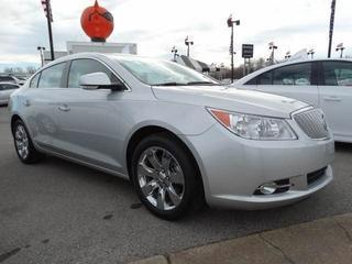 2011 Buick LaCrosse Sedan for sale in Memphis for $17,988 with 62,792 miles.