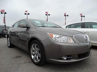 2012 Buick LaCrosse Sedan for sale in Memphis for $19,988 with 37,409 miles.