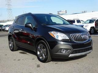 2013 Buick Encore SUV for sale in Memphis for $22,988 with 23,356 miles.