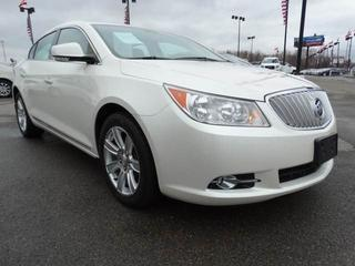 2011 Buick LaCrosse Sedan for sale in Memphis for $17,488 with 64,304 miles