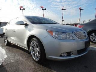 2011 Buick LaCrosse Sedan for sale in Memphis for $16,988 with 64,592 miles.