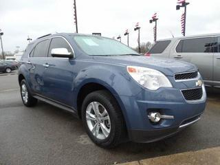 2011 Chevrolet Equinox SUV for sale in Memphis for $18,448 with 71,329 miles