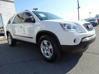 2011 GMC Acadia SUV for sale in Memphis for $18,988 with 70,083 miles.