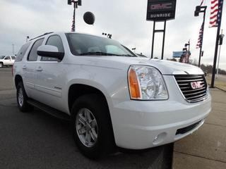 2014 GMC Yukon SUV for sale in Memphis for $39,900 with 7,270 miles.