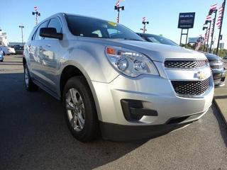 2013 Chevrolet Equinox SUV for sale in Memphis for $16,988 with 64,139 miles.