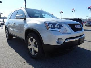 2012 GMC Acadia SUV for sale in Memphis for $30,788 with 38,228 miles.