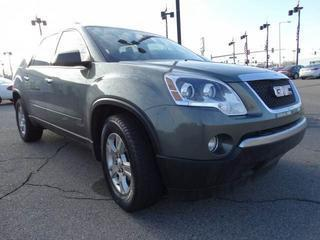 2011 GMC Acadia SUV for sale in Memphis for $23,488 with 40,158 miles.