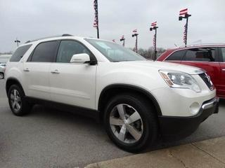 2011 GMC Acadia SUV for sale in Memphis for $24,488 with 71,648 miles.