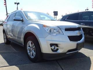 2013 Chevrolet Equinox SUV for sale in Memphis for $22,750 with 62,794 miles