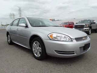 2012 Chevrolet Impala Sedan for sale in Memphis for $14,488 with 62,730 miles