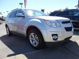 2013 Chevrolet Equinox SUV for sale in Memphis for $20,988 with 54,928 miles