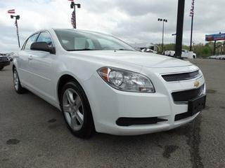 2012 Chevrolet Malibu Sedan for sale in Memphis for $14,988 with 53,145 miles