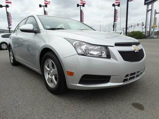 2014 Chevrolet Cruze Sedan for sale in Memphis for $17,788 with 22,100 miles