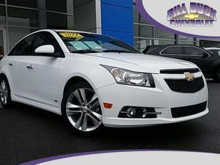2014 Chevrolet Cruze Sedan for sale in Venice for $19,000 with 18,890 miles.
