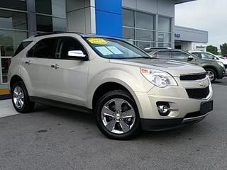 2012 Chevrolet Equinox SUV for sale in Venice for $21,500 with 34,914 miles