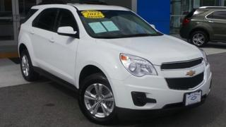 2012 Chevrolet Equinox SUV for sale in Venice for $20,000 with 34,416 miles