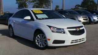 2011 Chevrolet Cruze Sedan for sale in Venice for $13,000 with 43,906 miles.
