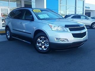 2011 Chevrolet Traverse SUV for sale in Venice for $18,500 with 27,888 miles.