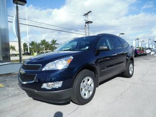 2012 Chevrolet Traverse SUV for sale in Fort Pierce for $20,991 with 33,393 miles.