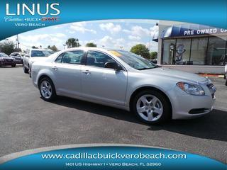 2011 Chevrolet Malibu Sedan for sale in Vero Beach for $15,988 with 35,470 miles.