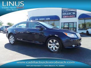 2010 Buick LaCrosse Sedan for sale in Vero Beach for $19,988 with 43,024 miles