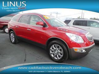 2012 Buick Enclave SUV for sale in Vero Beach for $30,988 with 30,823 miles.