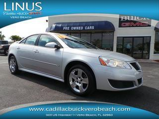 2010 Pontiac G6 Sedan for sale in Vero Beach for $12,988 with 59,292 miles.