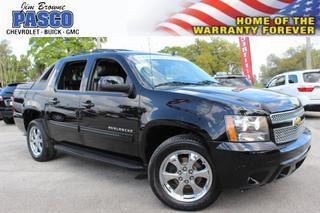 2012 Chevrolet Avalanche Crew Cab Pickup for sale in Dade City for $35,500 with 35,602 miles