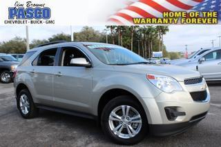 2013 Chevrolet Equinox SUV for sale in Dade City for $22,900 with 32,603 miles.