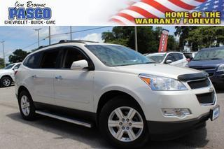 2012 Chevrolet Traverse SUV for sale in Dade City for $21,900 with 35,508 miles